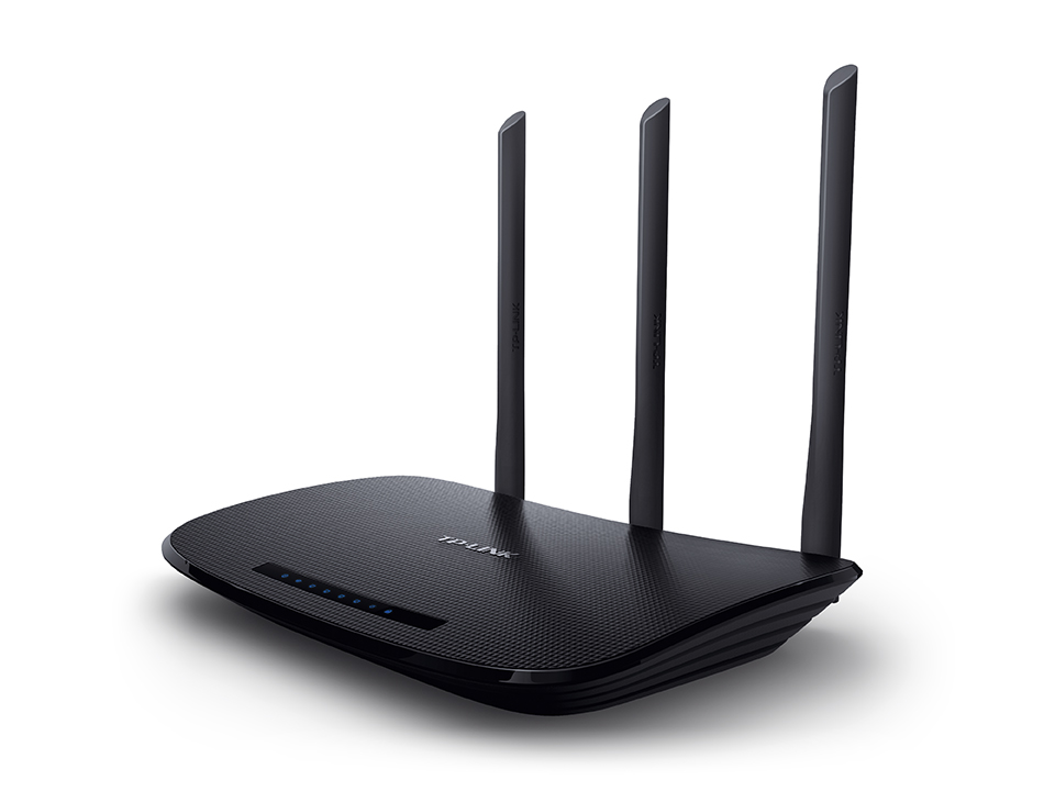 TP-LINK TL-WR940N 450Mbps ADVANCED Wireless N Router Fixed Antenna