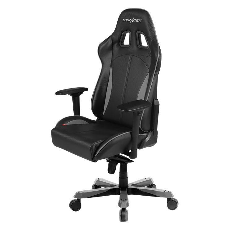Dxracer Ks57 Black King Series Gaming Chair Style Neck
