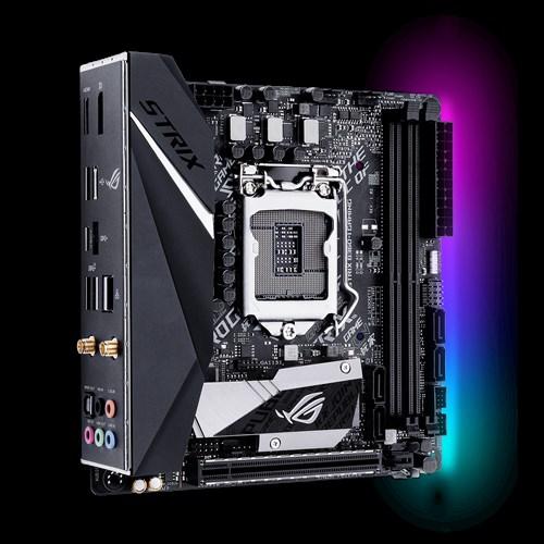 ASUS ROG STRIX B360-I GAMING Integrated Video LGA 1151 Mini-ITX Motherboard