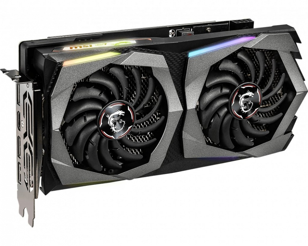 MSI RTX2060 6GB GDDR6 GAMING Z EDITION 1830Mhz Boost DP/HDMI