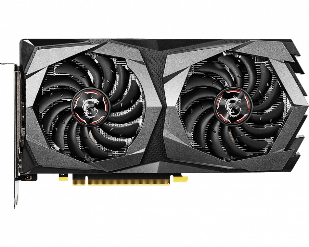 MSI GTX 1650 GAMING X 4GB Gaming Graphics - GameDude Computers