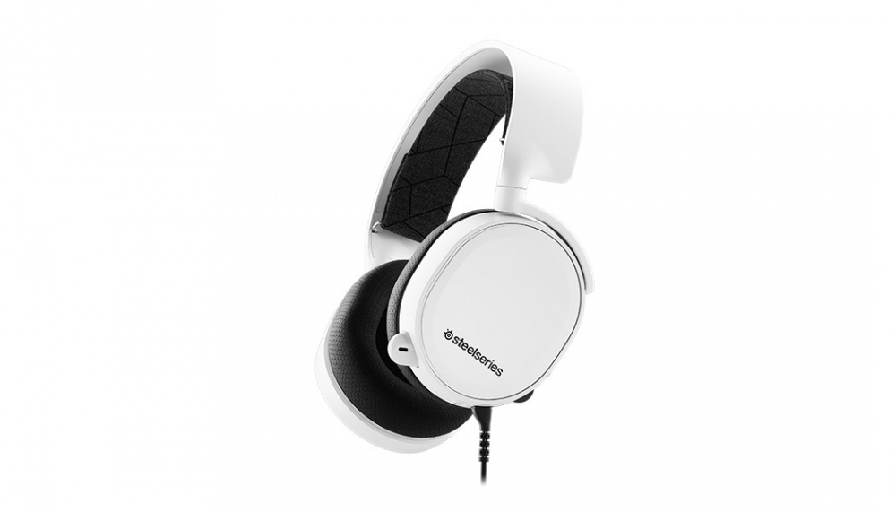 STEELSERIES ARCTIS 3 White - PC / Mac / Xbox / Playstation / Switch / Mobile