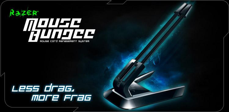cf9b3aefadb RAZER MOUSE BUNGEE Drag Free Cord Control - GameDude Computers
