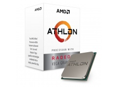 AMD ATHLON 3000G with Radeon VEGA 3 Graphics 2 Core, 4 Thread 3.5Ghz - YD200GC6FBBOX - AM4
