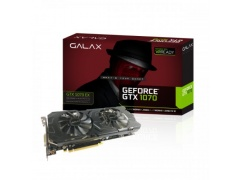 galax gtx1070 ex box card