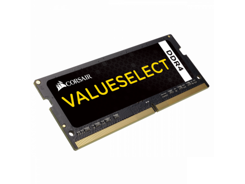 CORSAIR VALUESELECT 16GB (1x 16GB) 2133MHz SODIMM DDR4 RAM - CMSO16GX4M1A2133C15