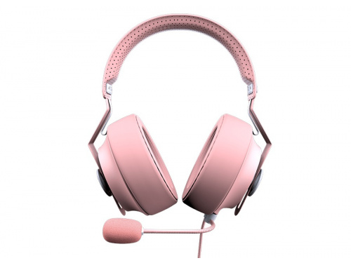 COUGAR PHONTUM S PINK Universal Gaming Headset 53mm Drivers 3.5mm Plug - 9.7mm Cardioid Mic - Model: CGR-P53NP-510