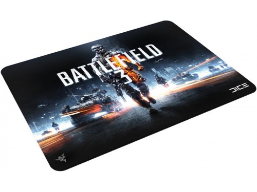 RAZER SCARAB BF3 Edition Expert Hard Gaming Mouse Mat 350 x 250 x 3mm RZ02-00420200-R3M1