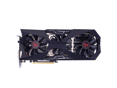 COLORFUL iGAME GTX-1070 Vulcan X OC 1822MHz Boost DP/HDMI/DVI  (6956914101255) IX5-03
