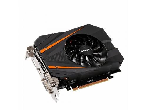 GIGABYTE GTX 1070 Mini ITX 8GB GDDR5 1746MHz Boost 90mm FAN DVI-D  x2/HDMI/DP GV-N1070IXOC-8GD