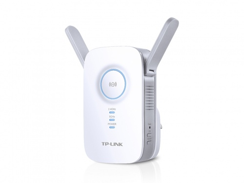 TP-LINK RE350 AC1200 Wireless Range Extender 1200Mbps Dual Band Works with any Wi-Fi router / AP