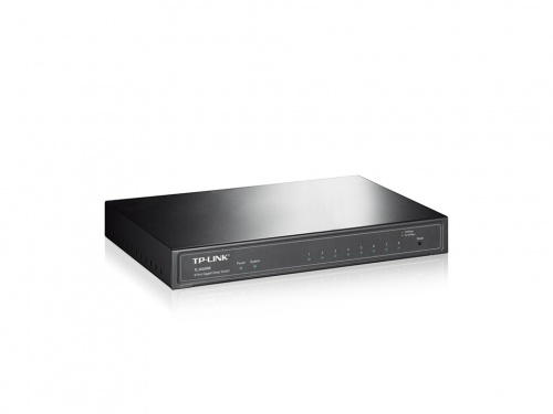TP-LINK TL-SG2008 8-Port Gigabit Desktop SMART Switch