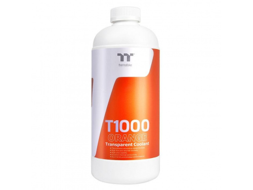 ThermalTake T1000 ORANGE Transparent Coolant Model: CL-W245-OS00OR-A