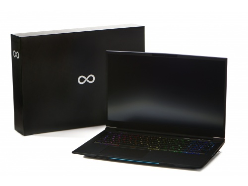 "INFINITY S7-9G6-99 Gaming Notebook Intel i7-9750H 17"" screen 16GB RAM 1TB SSD GTX 1660Ti 6GB Win 10"