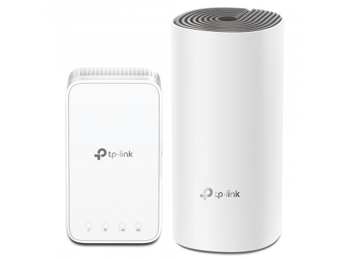 TP-Link DECO E3 Router (2Pack) AC1200 Whole-Home Mesh Wi-Fi System