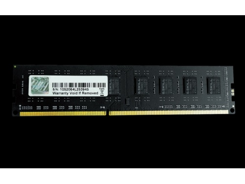 G.SKILL 8GB DDR3 1600Mhz Memory F3-1600C11S-8GNT