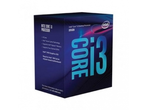 CORE i3-8350k 4.00GHz 6MB Cache LGA1151 4CORES/4THREADS PROCESSOR NO HSF <b>MUST BE PURCHASED WITH MOTHERBOARD</b>