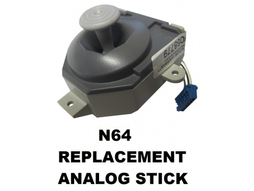 TTX Tech N64 Replacement Toggle MODEL : NXN64R-002  (812820011575)