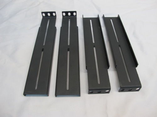Set of 4 Rails Mounts for Server Cabinet