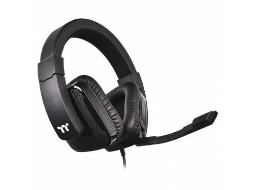 Thermaltake SHOCK XT Stereo Gaming Headset PC-MAC-XBOX-PS4-ANDROID-Nintendo Switch Model: GHT-SHX-ANECBK-35