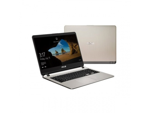 ASUS X507UA-BR165T Intel Core i3 6006U 15.6inch HD USLIM 4GB DDR4 1TB HDD Intel HD Graphics WiFI BT V4.2 USB 3.0 WIN10 Home 64bit