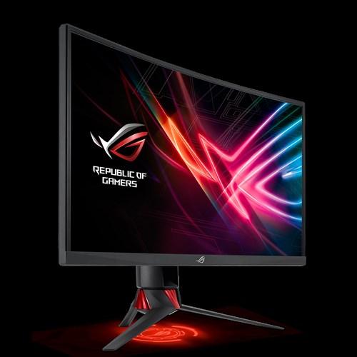 Asus Rog Strix Xg27vq 27inch Curved Gaming Monitor 144hz